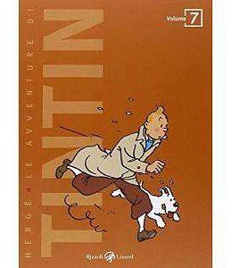 Copertina di Le Avventure Di Tintin n.7