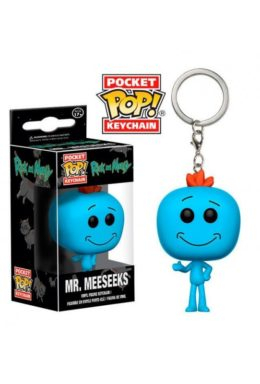 Copertina di Rick & Morty – Mr Meeseeks – Pocket Pop Keychain