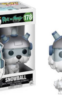 Snowball – Rick and Morty – Funko Pop 178