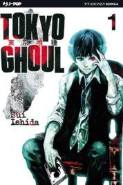 Tokyo Ghoul n.1