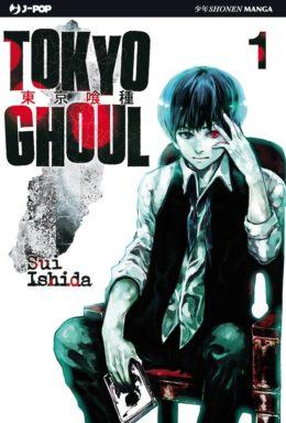 Copertina di Tokyo Ghoul n.1