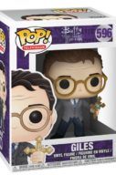 Giles – Buffy The Vampire Slayer 20 Years of Slaying – Funko Pop 596