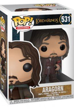 Copertina di Aragorn – The Lord of the Rings – Funko Pop 531