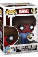 Deadpool as Bob Ross – Marvel – Funko Pop 319