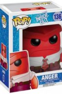 Anger – Inside Out – 136 – Funko Pop 136