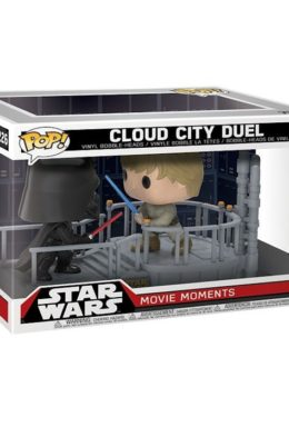 Copertina di Star Wars Movie Moments – Cloud City Duel – Funko Pop 226