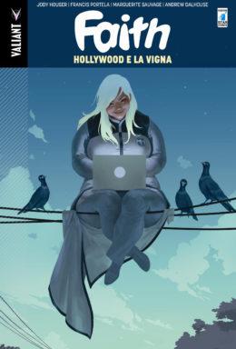 Copertina di Faith – Hollywood e la vigna