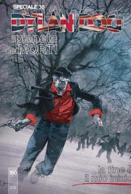 Copertina di Dylan Dog Speciale n.30 – La fine è il mio inizio
