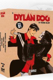 Il Dylan Dog Di Tiziano Sclavi – Pack 01