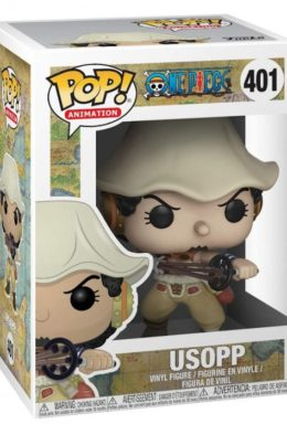 Copertina di Usopp – One Piece – Funko Pop 401