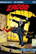 Zagor Special n.31 – Il libro delle ombre