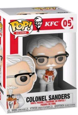 Copertina di Colonel Sanders – KFC – Funko Pop 05
