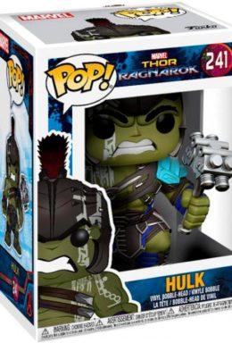 Copertina di Hulk – Thor Ragnarok – Funko Pop 241