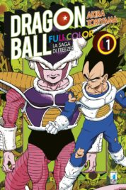 Dragon Ball Full Color n.16 – La saga di Freezer (1 di 5)