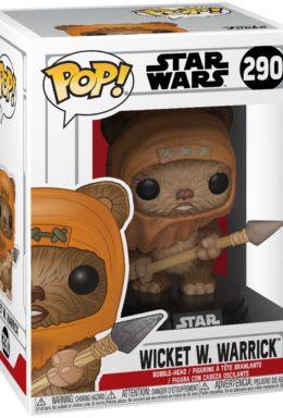 Copertina di Wicket W. Warrick – Star Wars – Funko Pop 290