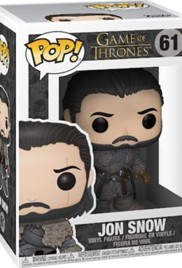 Copertina di Jon Snow – Game of Thrones – Funko Pop 61