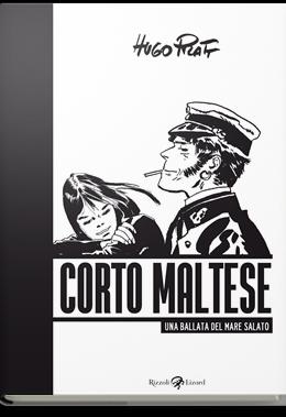 Copertina di Corto Maltese – Una Ballata del Male Salato