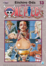 Copertina di One Piece New Edition n.13 – Greatest 109