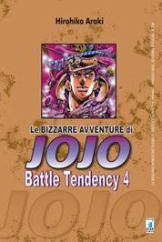 Battle Tendency n.4 – Le bizzarre avventure di Jojo