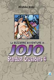 Stardust Crusaders n.4 – Le bizzarre avventure di Jojo