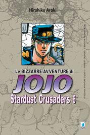 Stardust Crusaders n.6 – Le bizzarre avventure di Jojo