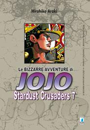 Copertina di Stardust Crusaders n.7 – Le bizzarre avventure di Jojo