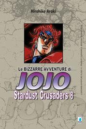 Stardust Crusaders n.8 – Le bizzarre avventure di Jojo