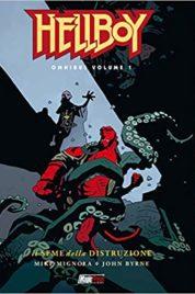 Hellboy Omnibus Vol.1 – Il Seme della Distruzione
