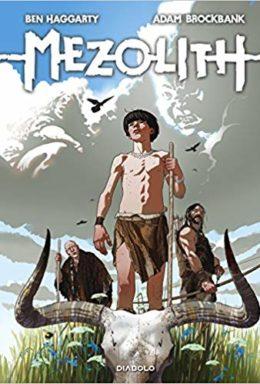 Copertina di Mezolith