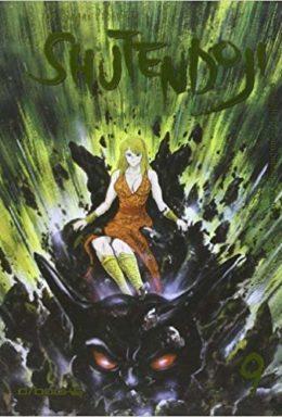 Copertina di Shutendoji n.9