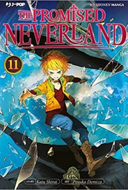 Copertina di The Promised Neverland n.11