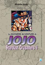 Copertina di Stardust Crusaders n.9 – Le bizzarre avventure di Jojo