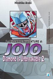 Diamond is Unbreakable n.2 – Le Bizzarre avventure di Jojo