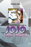 Diamond is Unbreakable n.8 – Le Bizzarre avventure di Jojo