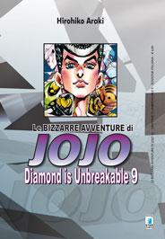 Copertina di Diamond is Unbreakable n.9 – Le Bizzarre avventure di Jojo