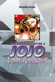 Diamond is Unbreakable n.10 – Le Bizzarre avventure di Jojo