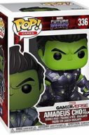 Amadeus Cho as Hulk – Marvel Future Fight – Funko Pop 336