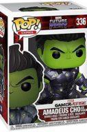 Amadeus Cho as Hulk – Marvel Future Fight – Funko Pop 336