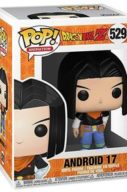 Android 17 – Dragonball Z – Funko Pop 529