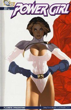 Copertina di Power Girl Vol.1