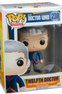Twelfth Doctor – BBC Doctor Who – Funko Pop 238