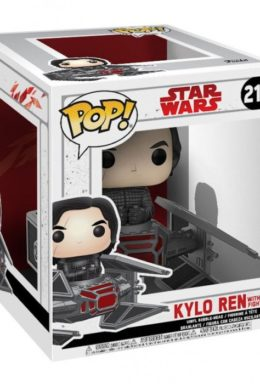 Copertina di Kylo Ren – Star Wars – Funko Pop 215