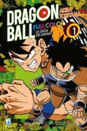 Dragon Ball Full Color n.13 – La saga dei saiyan (1 di 3)