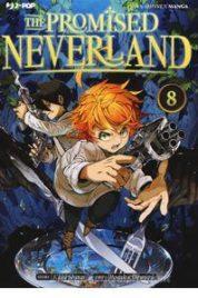 The Promised Neverland n.8