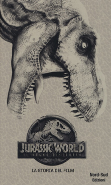 Copertina di Jurassic World – La storia del film