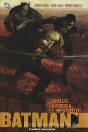 Batman – L' anello, la freccia e il pipistrello