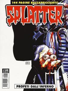 Copertina di Splatter – Profeti dall'inferno