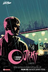 Copertina di Outcast – Il Reietto Volume HC n.2