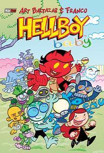 Copertina di Hellboy baby vol.1