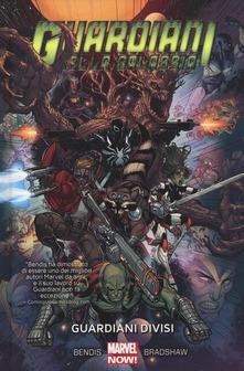 Copertina di Guadiani della galassia n.3 – Guardiani Divisi – Marvel Now Collection
